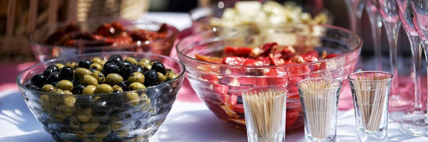 5 Elements of A Successful Casino Themed Party food buffet - 5 Elements of A Successful Casino-Themed Party